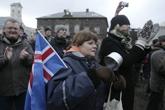 Proteste in Islanda